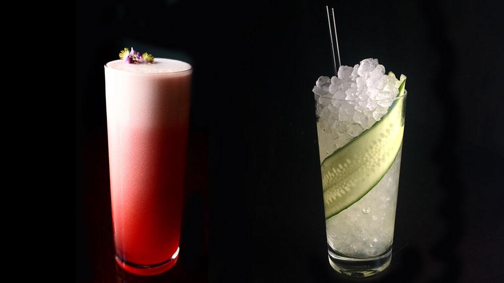 NoMad cocktails