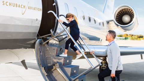 Schubach Aviation elevated excursion private aviation