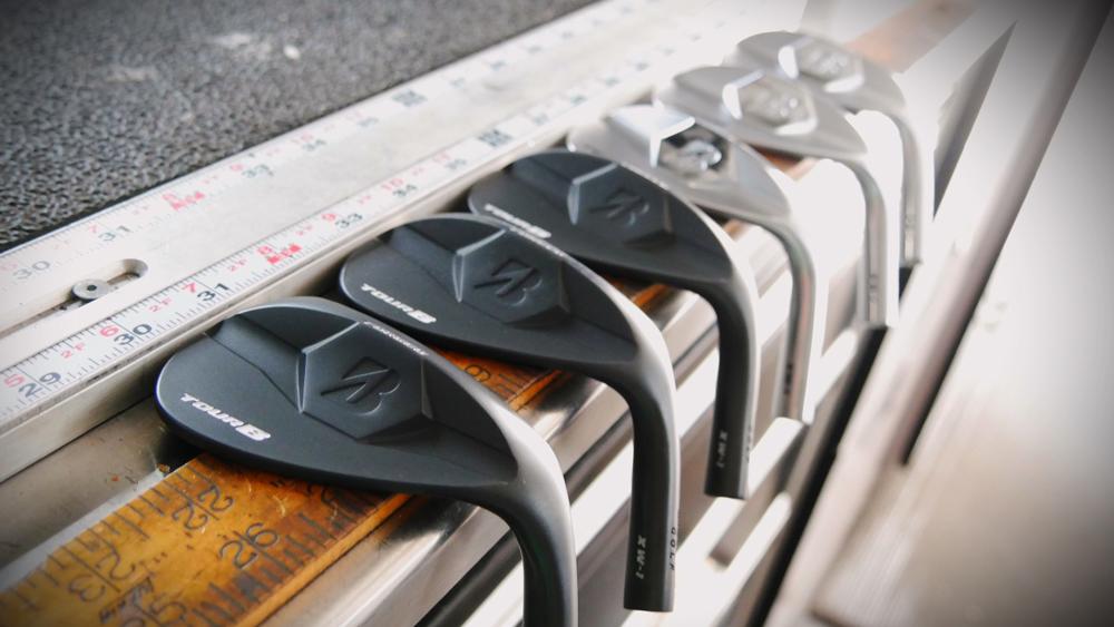Bridgestone Golf Tour B XW-1 wedge