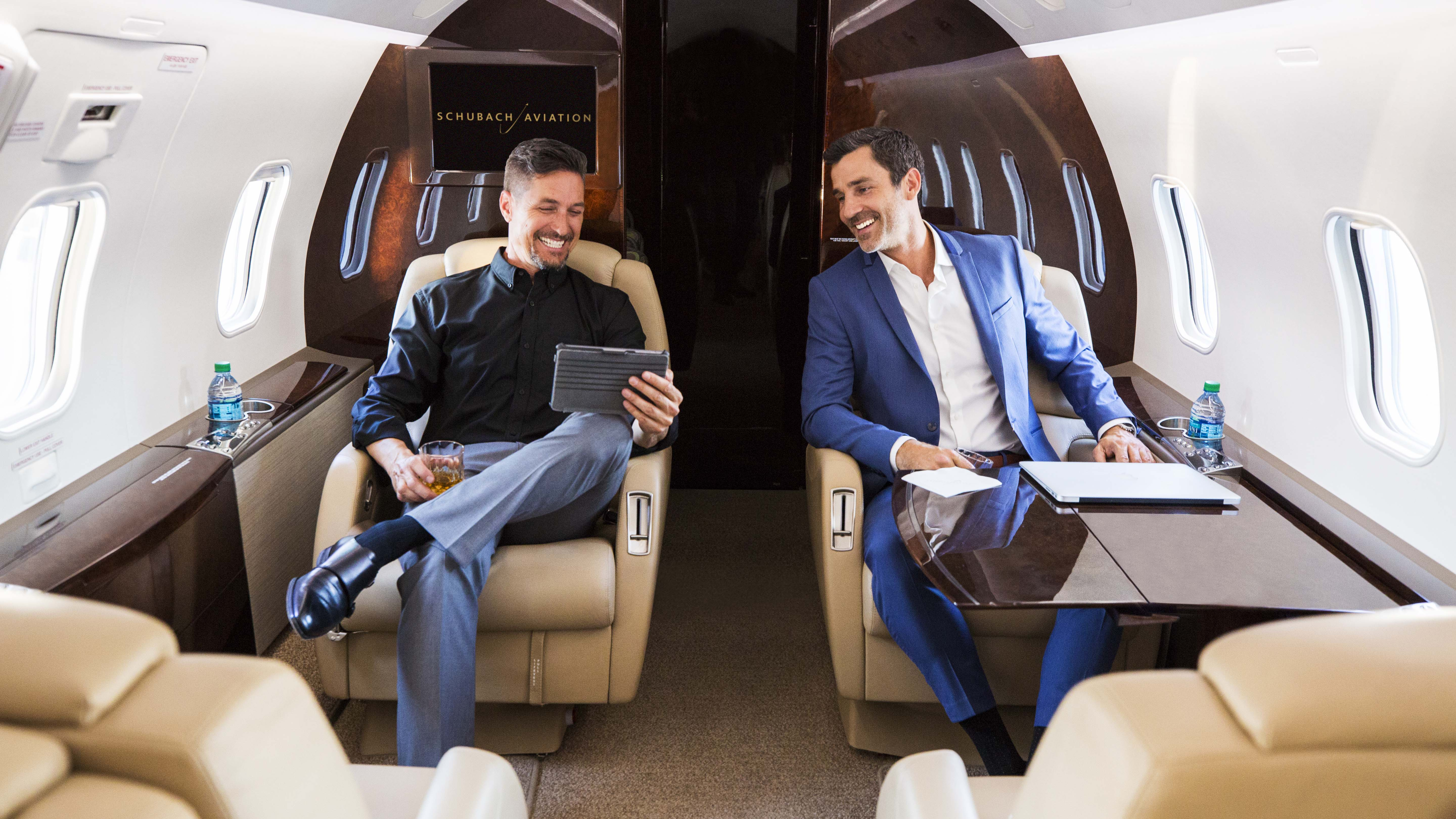 Schubach Aviation private travel elevated excursions