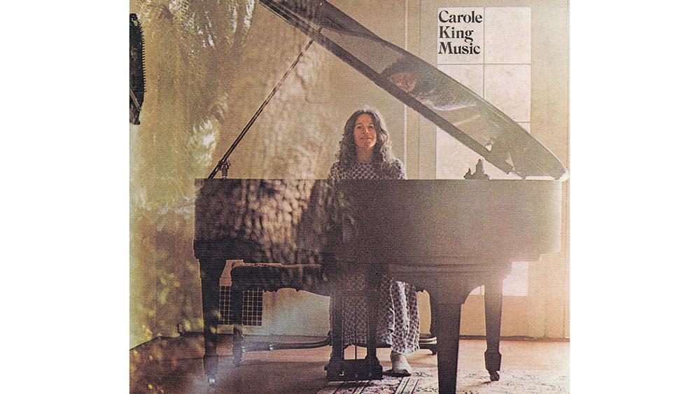 Carole King record