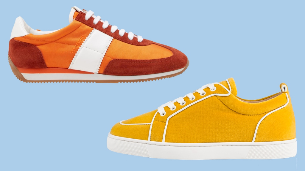 Colorful Sneakers to Slip on for Spring