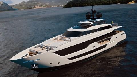 Custom Line 106 Superyacht