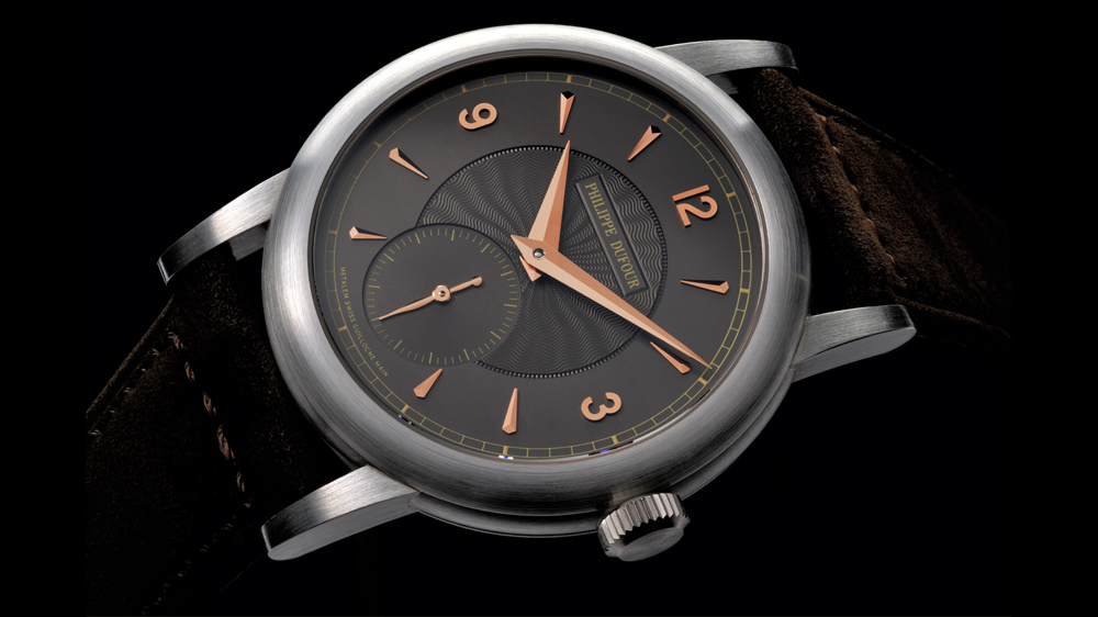 Philippe Dufour Simplicity Watch