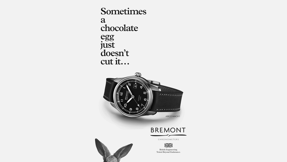 Bremont Watches easter