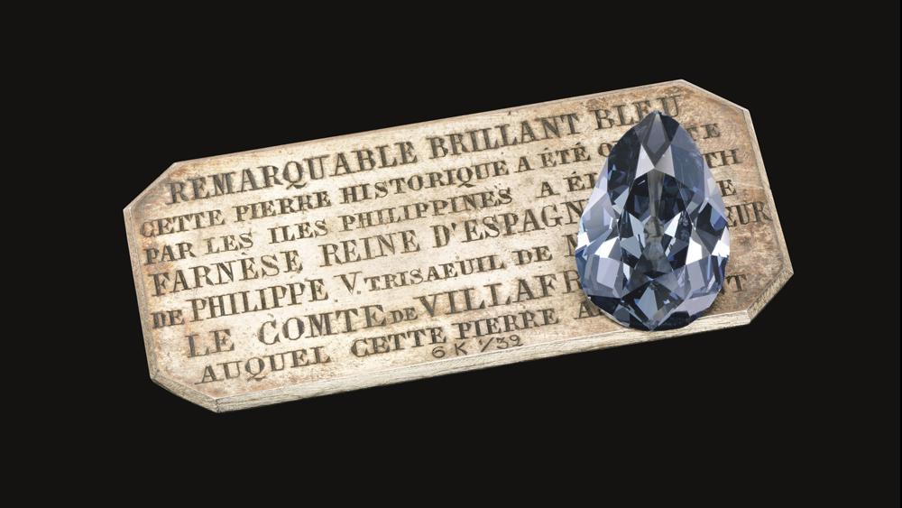 Farnese Blue Diamond