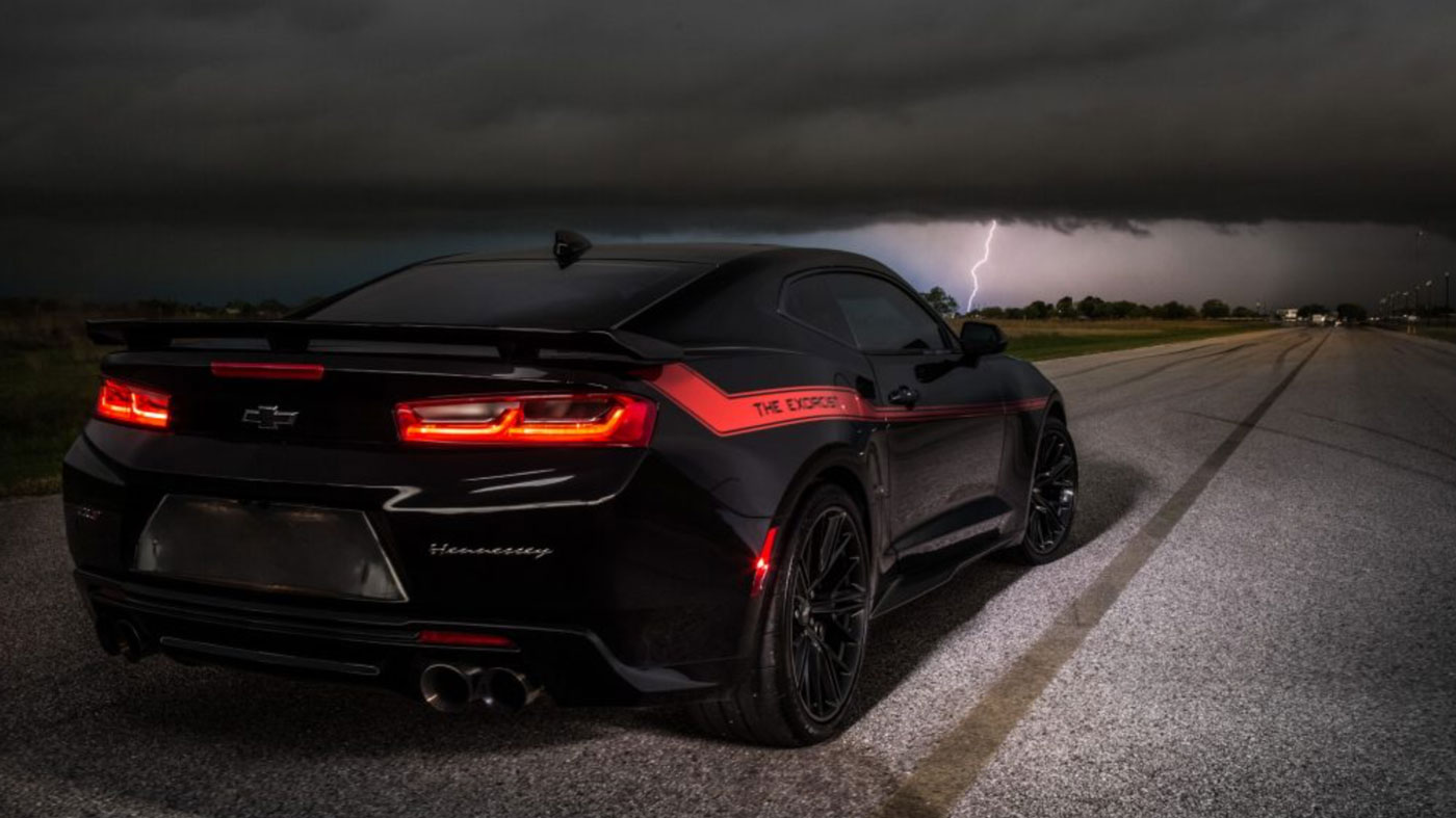 The Hennessey Exorcist.