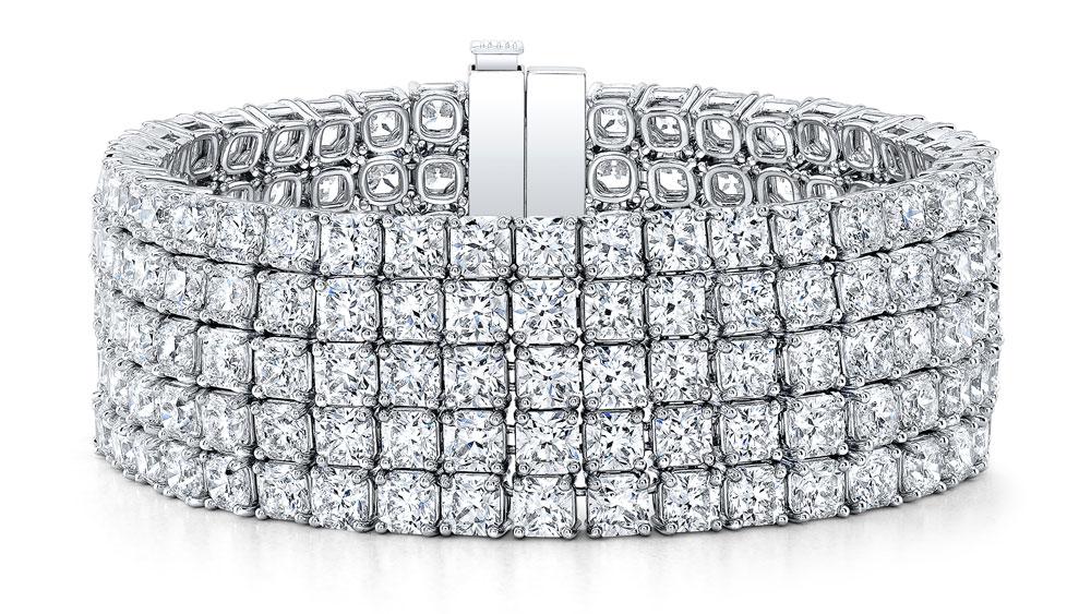 Forevermark Black Label Diamond Bracelet