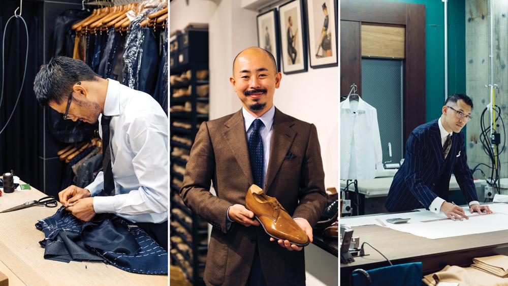 Tokyo tailors