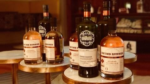 Single Cask Rums