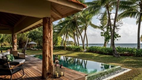 Four Seasons Resort Seychelles Desroches Island