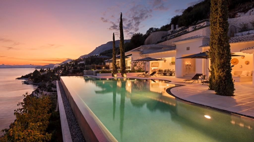 Corfu AT villa