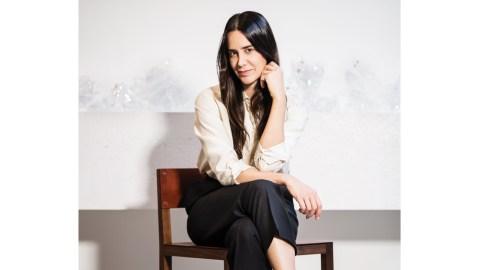 Jewelry designer Ana Khouri
