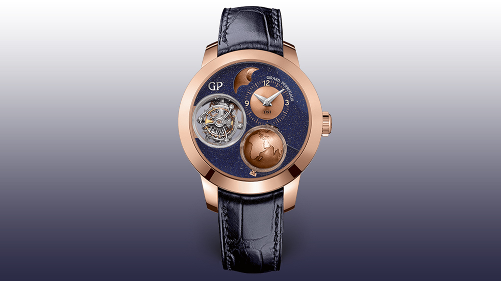 Girard-Perregaux Planetarium Tri-Axial Tourbillon watch