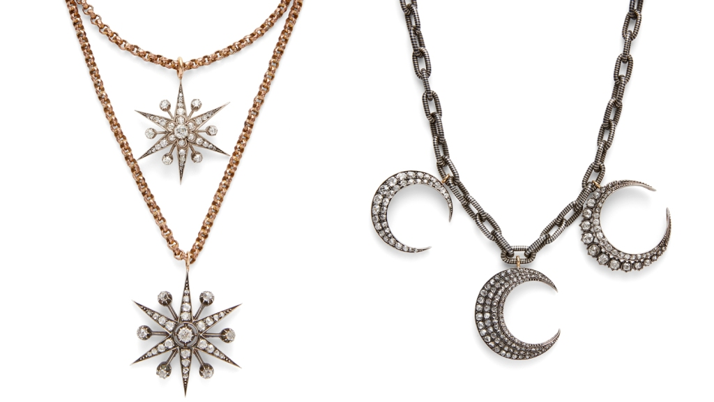 Toni and Chloe Goutal Antique Jewelry