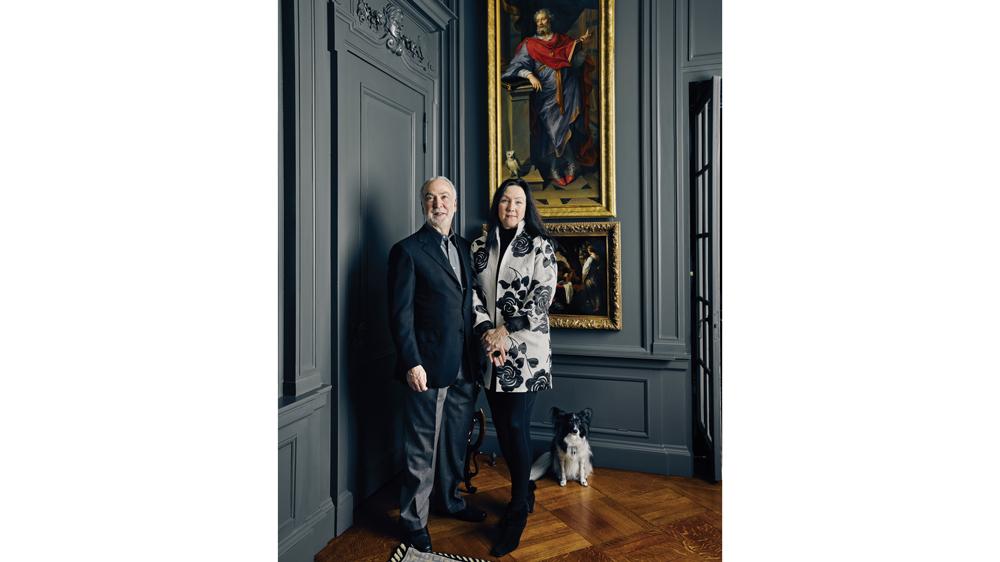 Carol & Jeffrey Horvitz