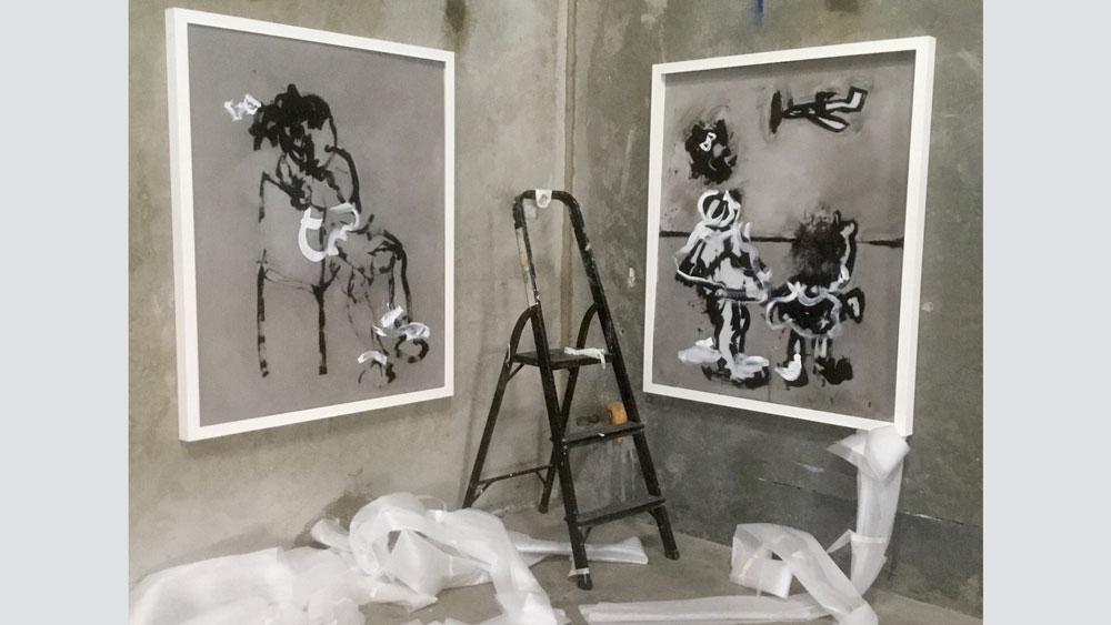 Kim Dingle artwork