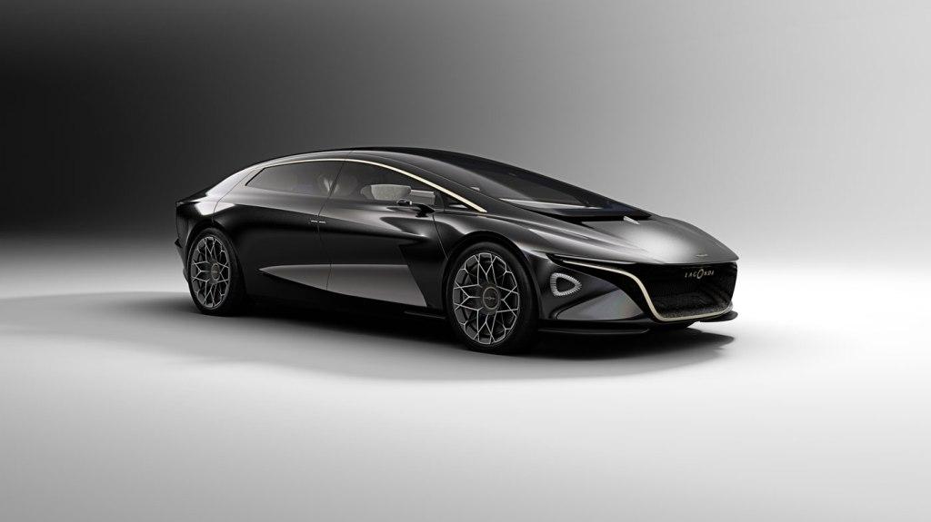 The Aston Martin Lagonda Vision Concept.