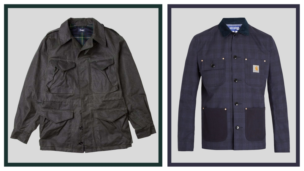 Lightweight Jackets for Spring