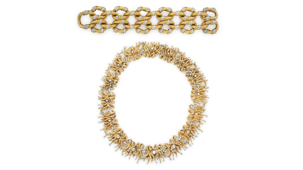 Christie's vintage jewelry