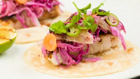 manta fish taco