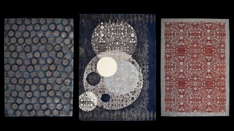 Juan Montoya rugs for Stepevi