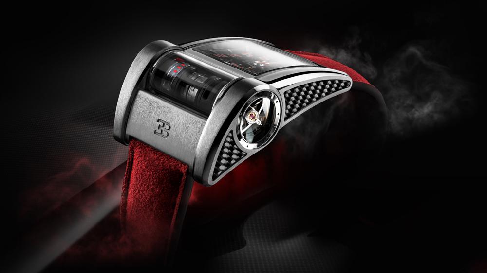 Bugatti Type 390 Special Edition watch