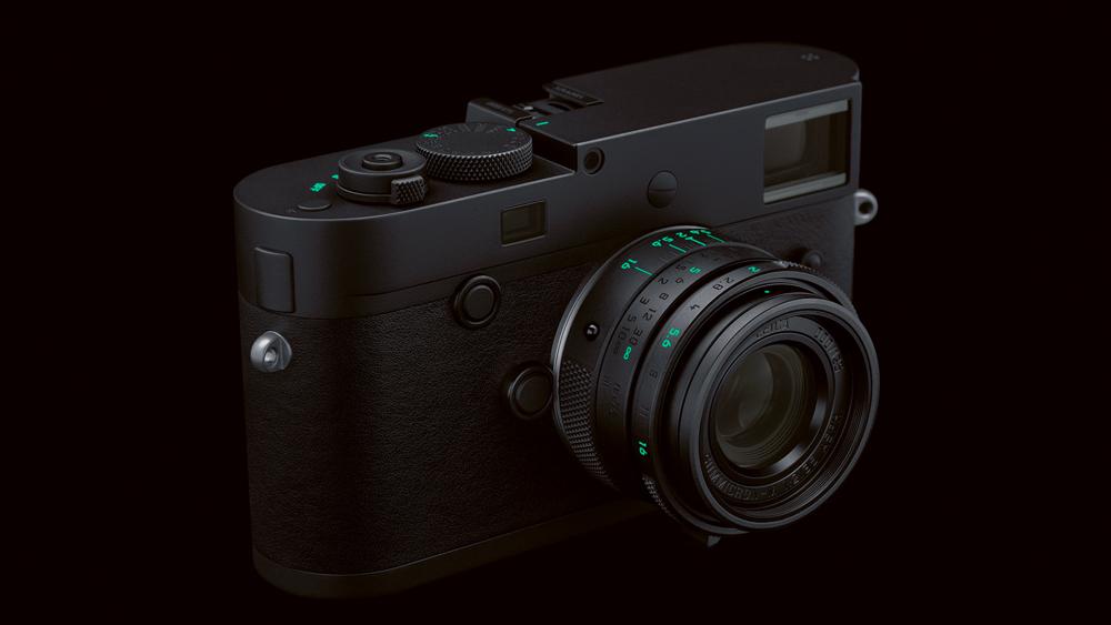 Leica M Monochrom Stealth camera