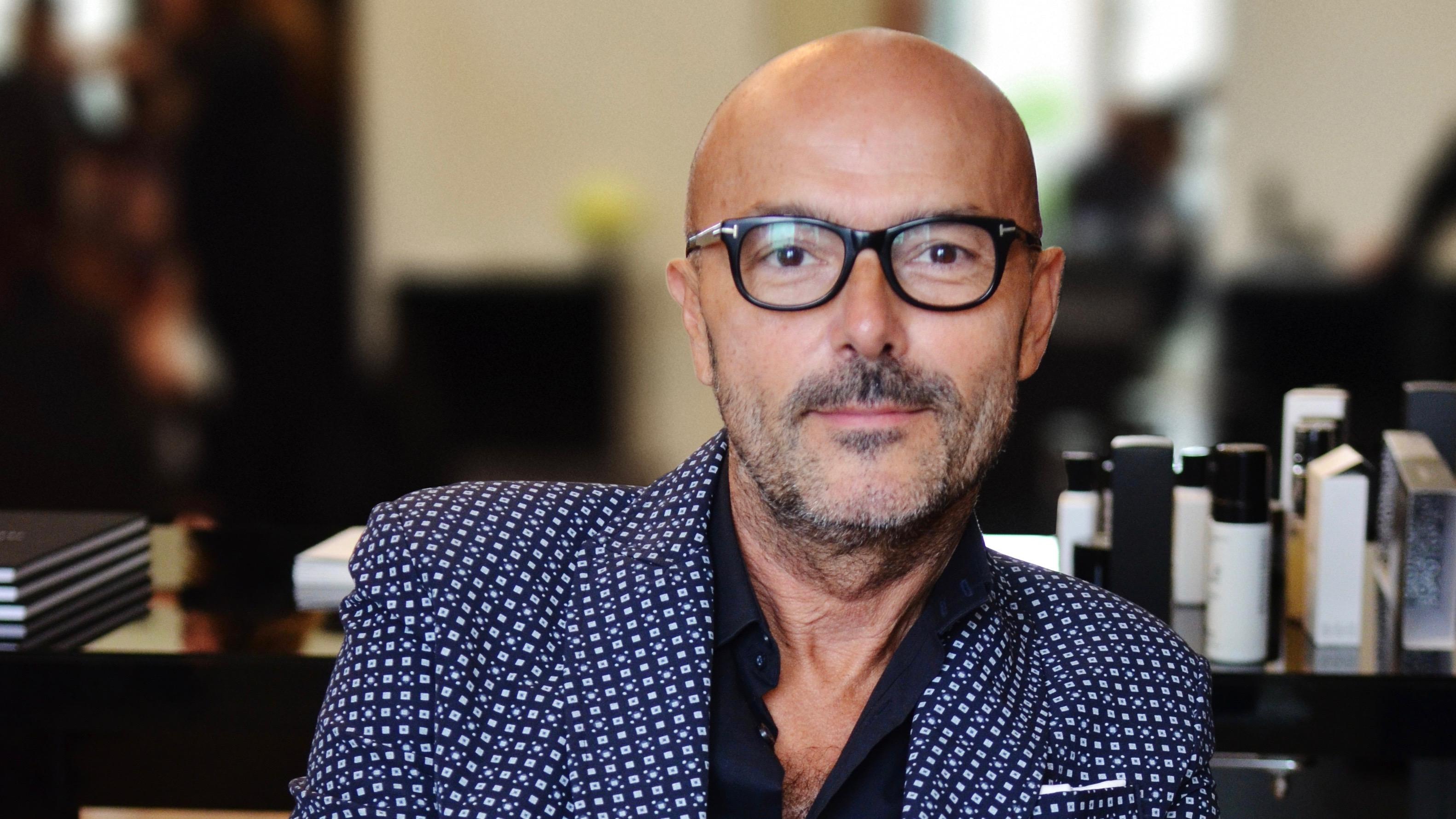 Rossano Ferretti Happy Hair Muse