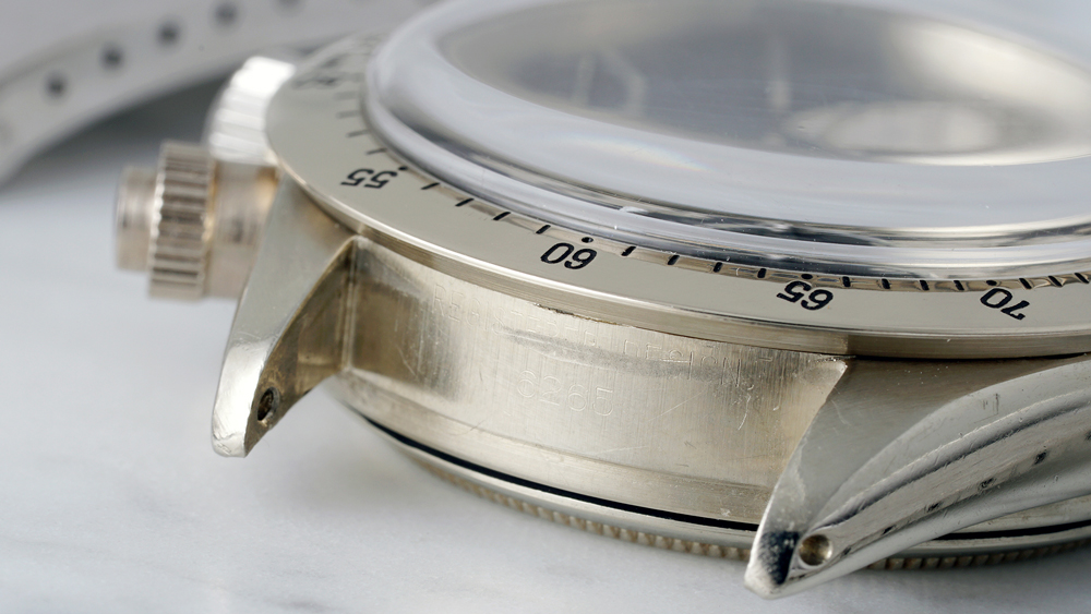 White Gold Rolex Cosmograph Daytona watch