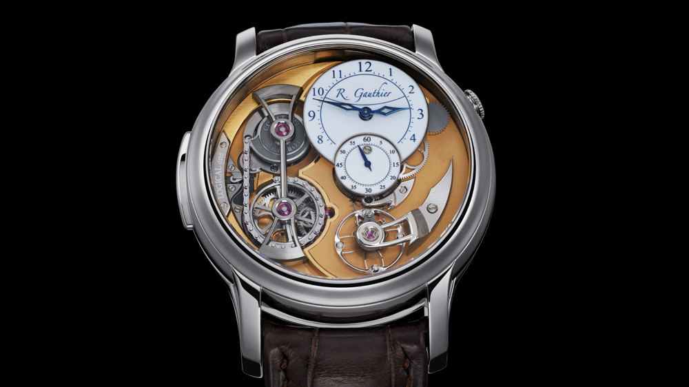 Romain Gauthier Logical Watch