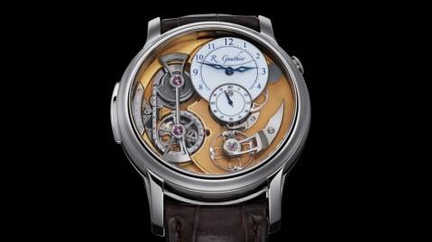 Romain Gauthier Logical Watch