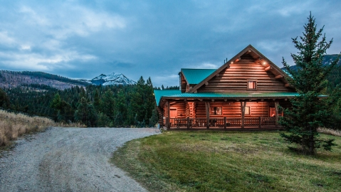 Lone View Ranch exterior