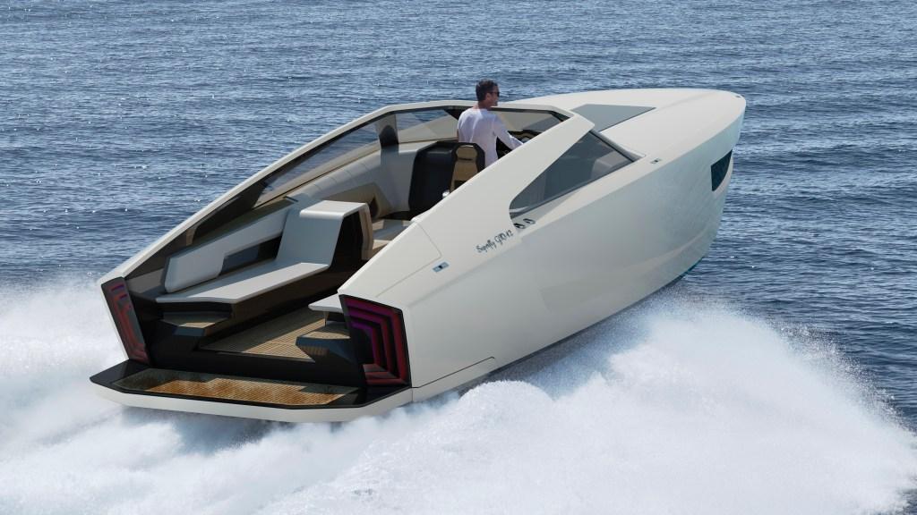 Superfly GTO 42 yacht