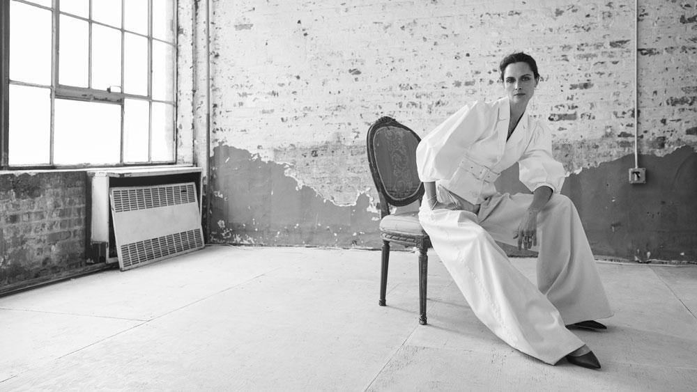 Tasha Tilberg fashion shoot