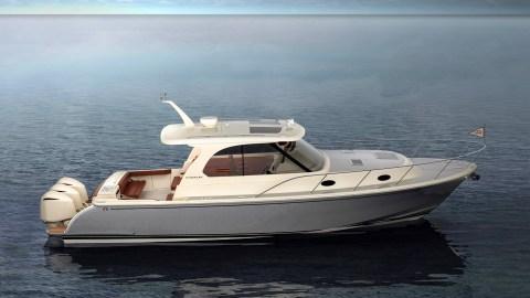 Hinckley Sport Boat