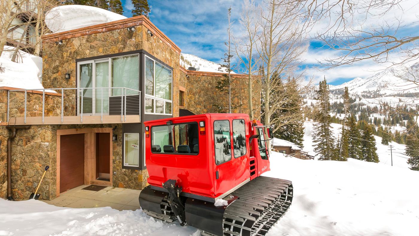 Home in Alta, Utah