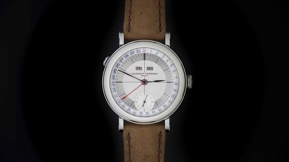 Laurent Ferrier Galet Annual Calendar watch