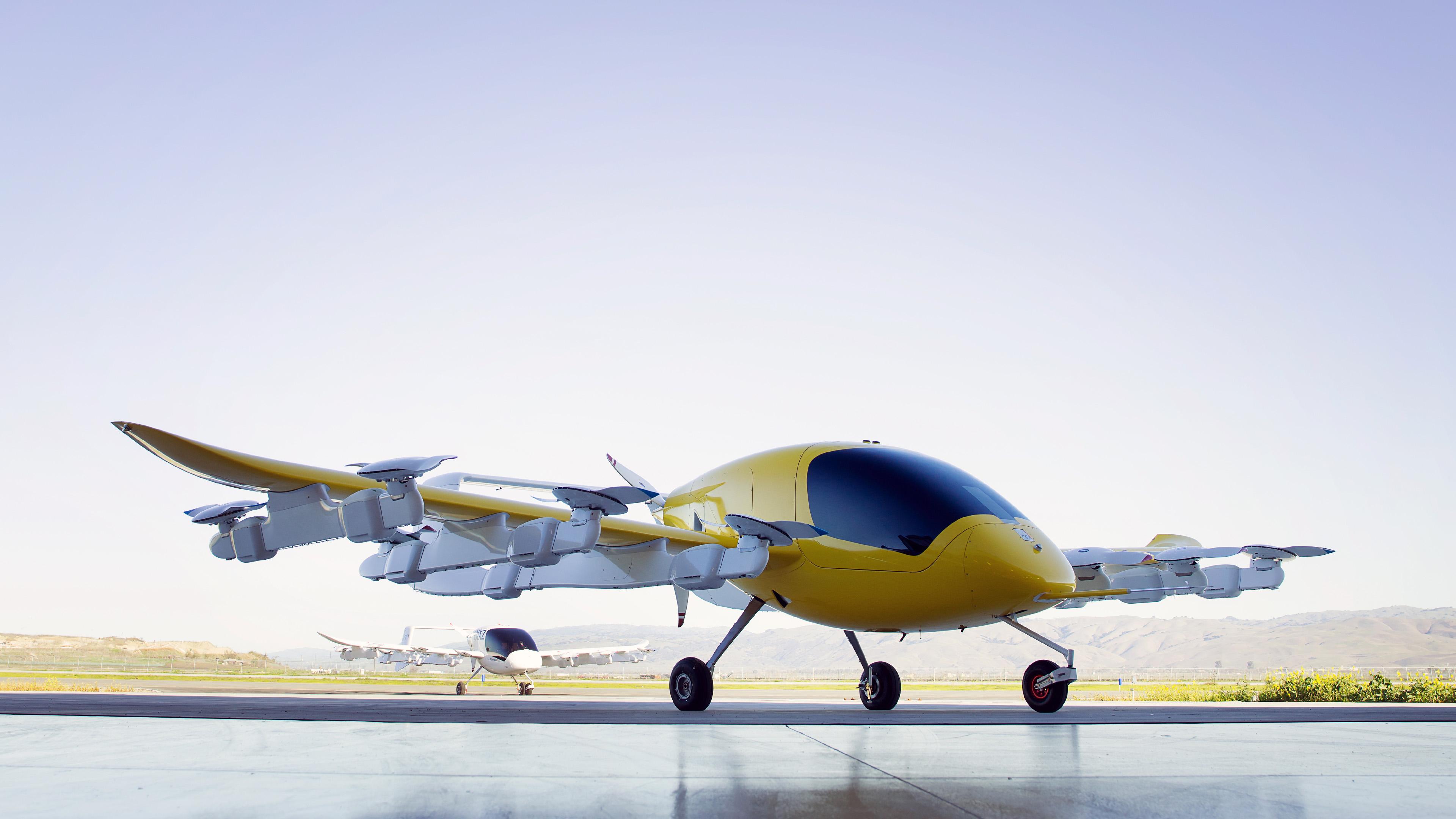 Kitty Hawk Cora Air Taxi