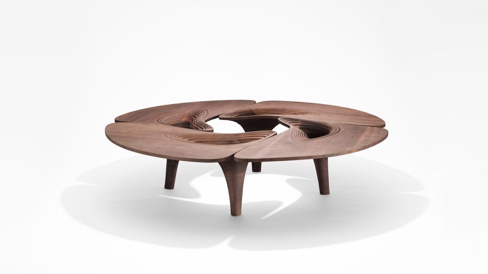 Zaha Hadid coffee table