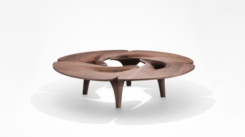 Zaha Hadid coffee table