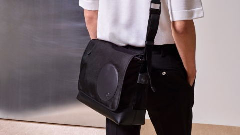 Dunhill's New Radial Collection Bag