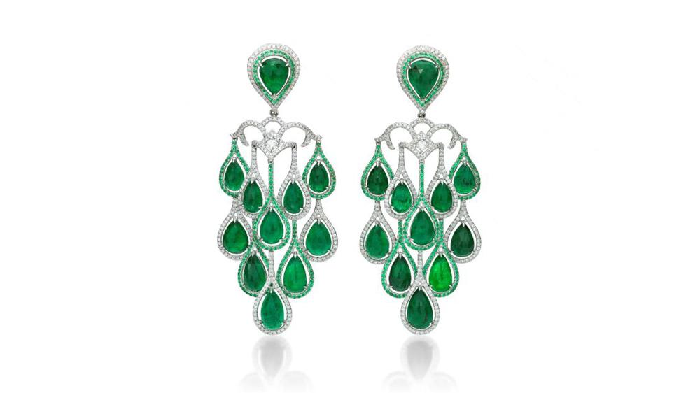 Saboo earrings