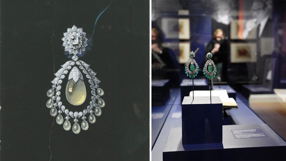 David Webb Doris Duke jewelry