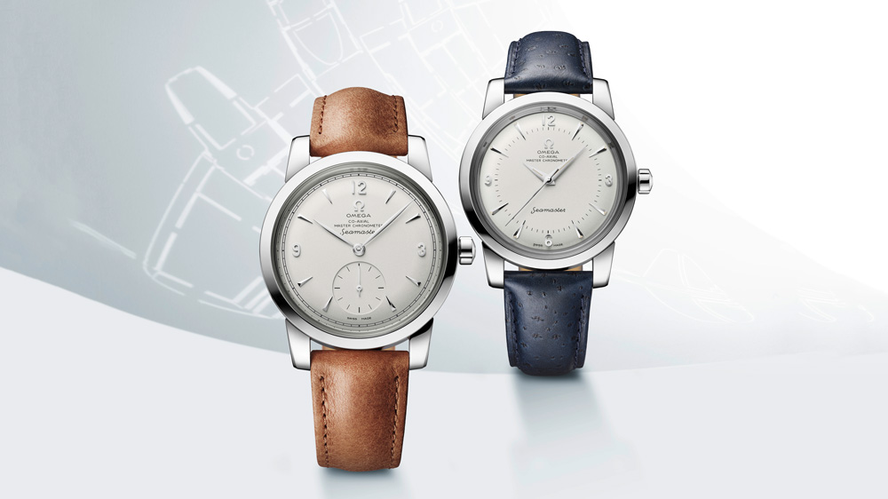 Omega 1948 Seamaster Limited-Edition