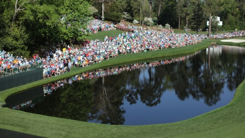 2018 Masters Golf Tournament