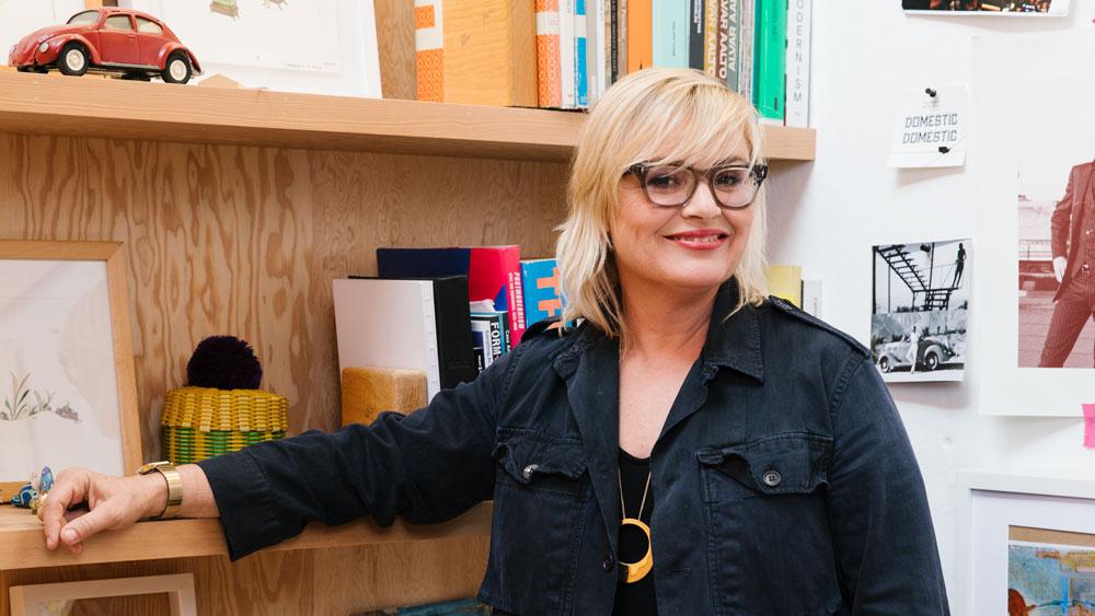 Architect Barbara Bestor