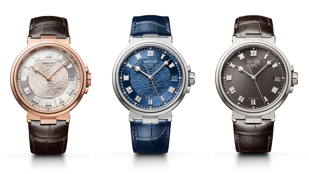 Breguet Marine 5517 watches