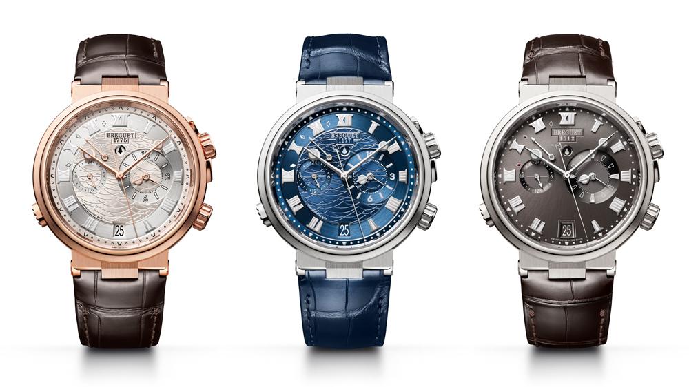 Breguet Marine 5547 watches