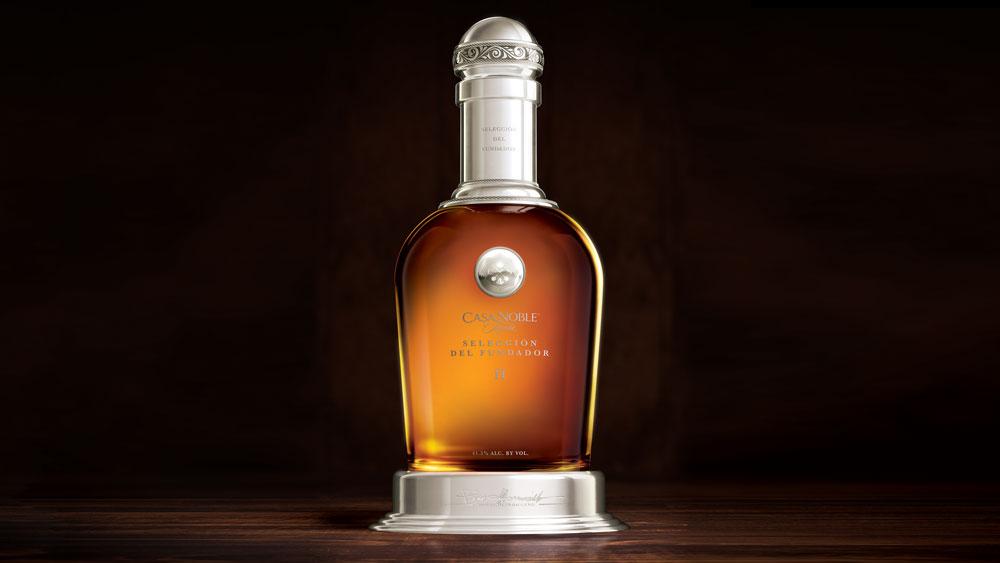 tequila casa noble Selección del Fundador Volume II casa noble